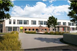 Vane Road School Newton Aycliffe